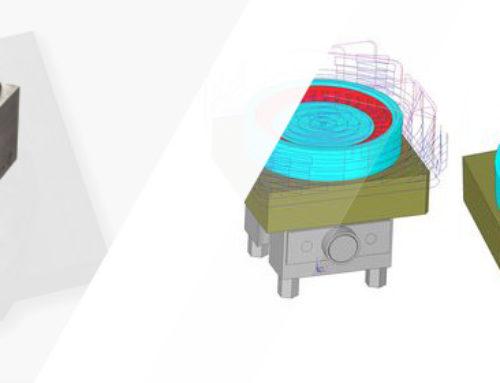 Elektrody do EDM według rysunku 3D