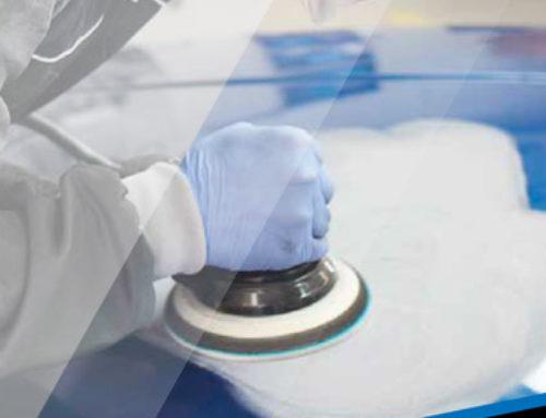 Krążki do szlifierki oscylacyjno – obrotowej