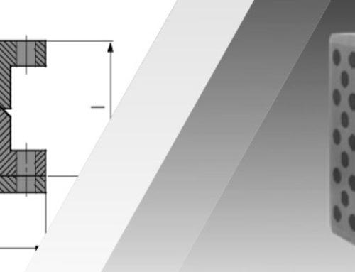 Elementy znormalizowane do tłoczników wg standardu Automotive